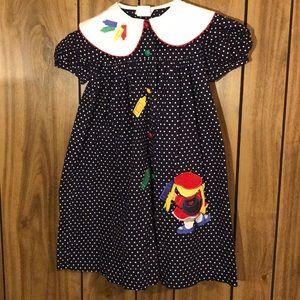 Vintage Rare Edition School Dress